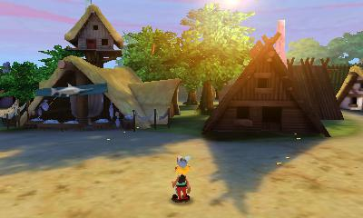 Asterix Le Domaine Des Dieux - Jeux Officiel Nintendo 3ds Du Film (novembre 2014)  Screen13