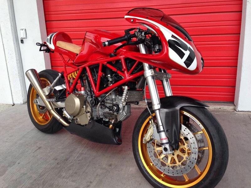Affutée  Ducati15