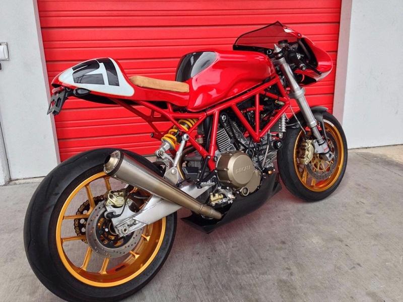Affutée  Ducati17