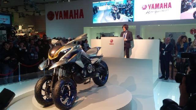 La grosse nouveauté du salon de Cologne vient de chez Yamaha 10639510