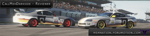 Project CARS: 2nd game to be ran by MSM? Sig10