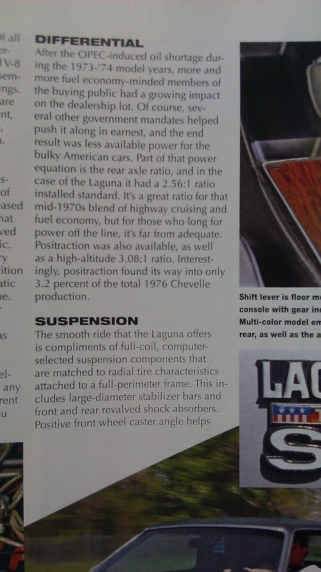 Hemmings 2006 Article on 1976 Laguna 1976la16