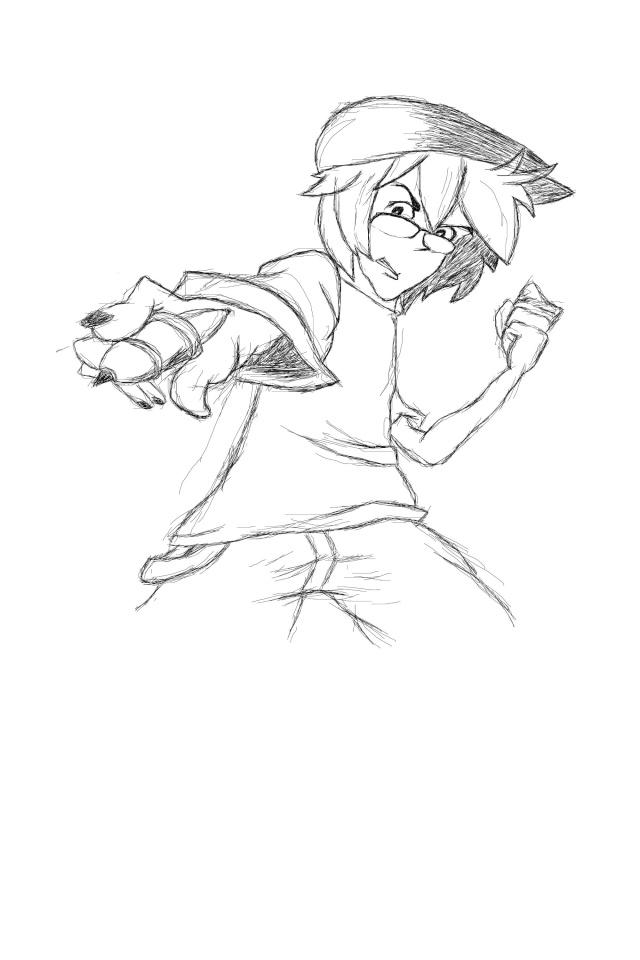 Drawing Of Patchinko  !  =) + new dessin Kesziu11