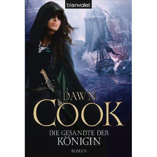 """Dawn Cook - """"Königin-Reihe"""" Gesand10"""