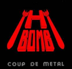 """H BOMB  """"Coup de Metal""""  (1983) Coup_d10"""