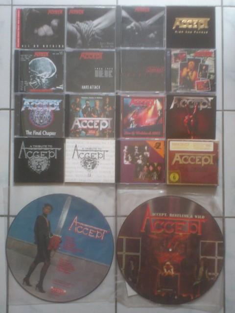 Quel est le groupe le + présent dans votre Collection Cd K7 Dvd ?. Dsc_0113