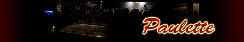 HOMMAGE à PAULETTE  et son Pub Rock. Entete10