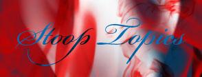 Stoop Topics