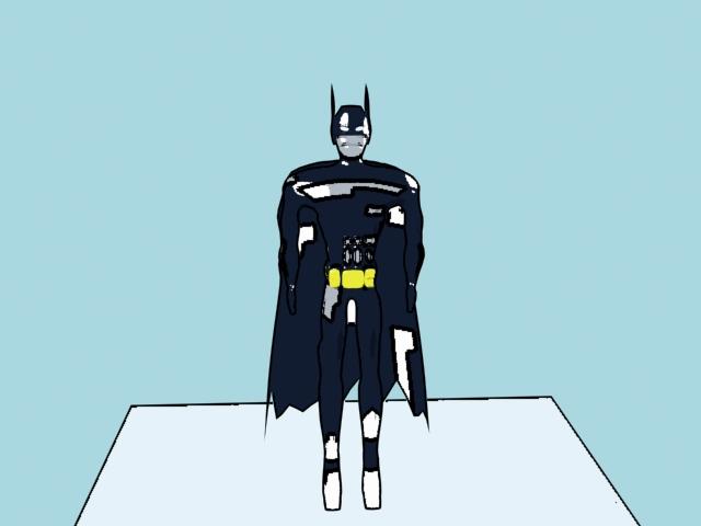 The batman images update Head310