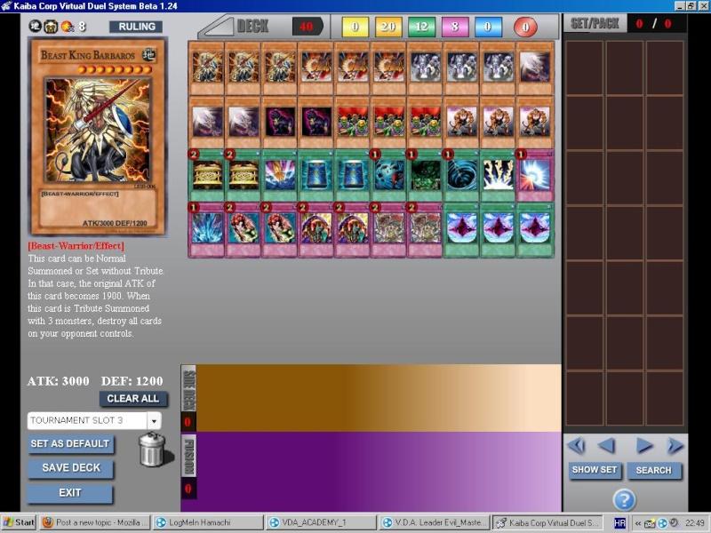 R/F Skill drain deck Screen16