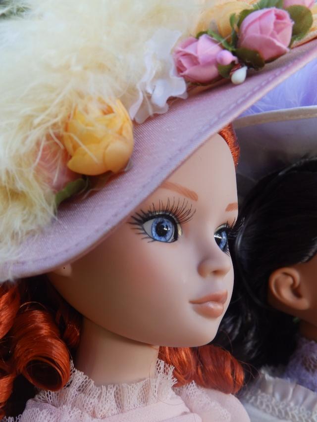 Ellowyne et Lizette Vintage confusion par Maman poule P7141311