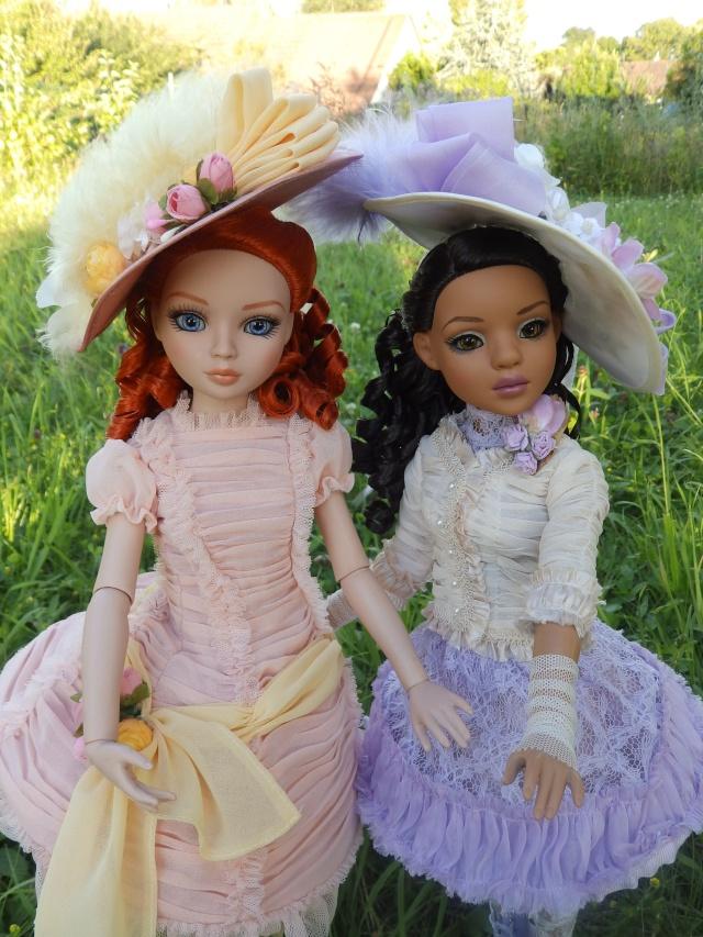 Ellowyne et Lizette Vintage confusion par Maman poule P7141312