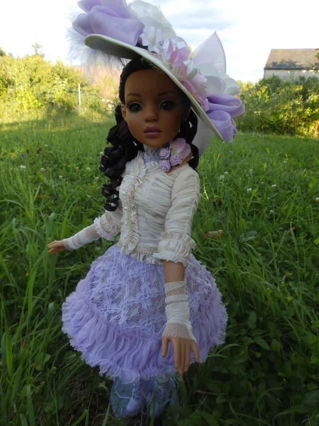 Ellowyne et Lizette Vintage confusion par Maman poule P7141314