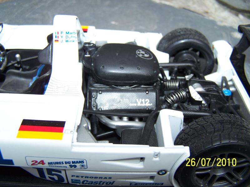 BMW V12 LMR le Mans 1999 100_3722