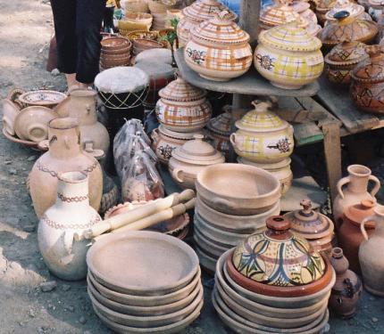 Les poteries Berbère 20656810