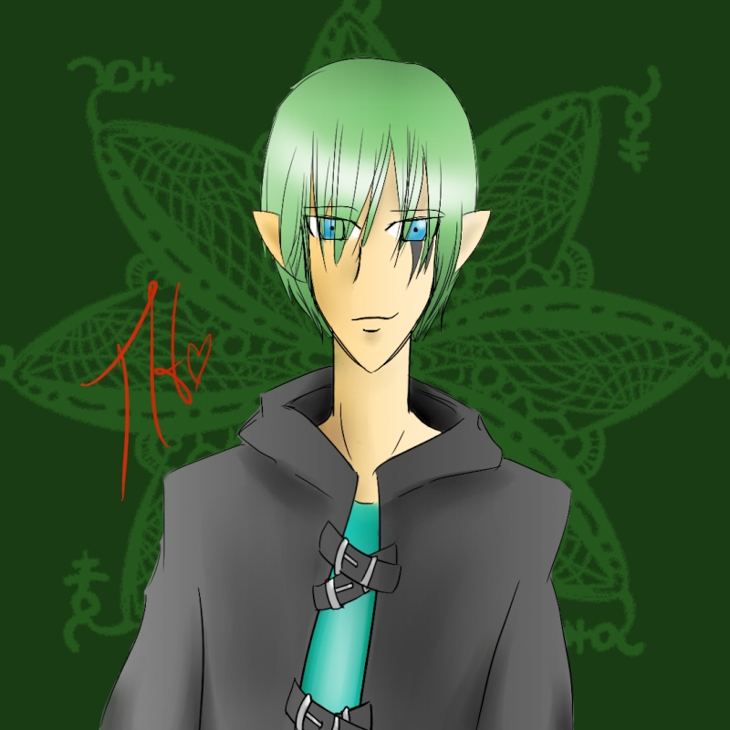 My Fave Character~. Gil10