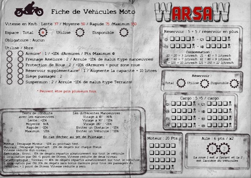 [WarsaW] règles de gestion de véhicules - 90 % Fiche-16