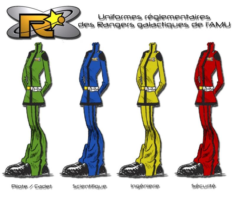 [Final Frontier] Uniformes réglementaires des Rangers galactiques 100% Unifor11