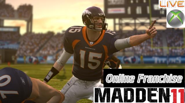 Madden Online Franchise