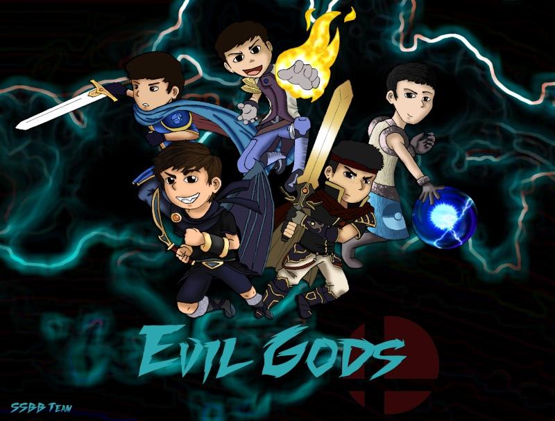 Evil gods (SSBB)