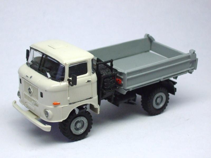 IFA W50 Dreiseitenkipper W50_la28