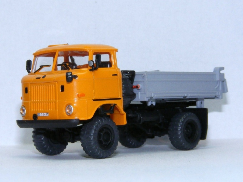 IFA W50 Dreiseitenkipper W50_la29