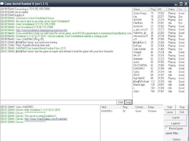 Unlock umk3 1.1 + cliente kaillera 2010 Kaille10