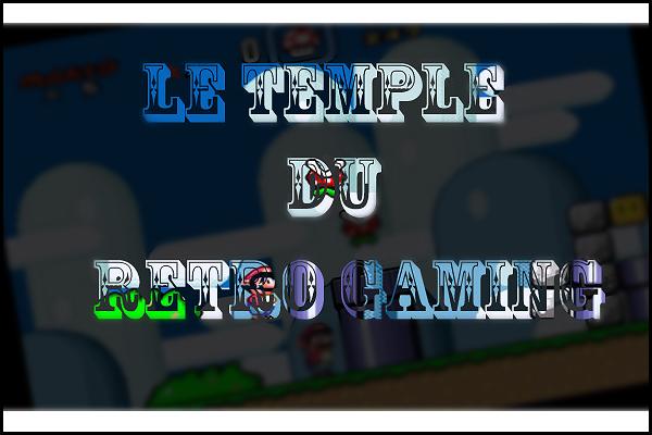 Le Temple du Retrogaming