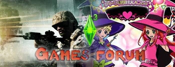 Games forum