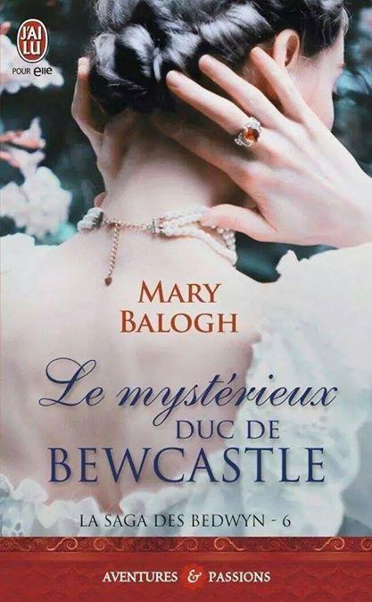 BALOGH Mary - LES BEDWIN - Tome 6 : Le mystérieux duc de Bewcastle 16222910