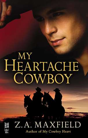 MAXFIELD Z.A. - THE COWBOYS - Tome 2 : My Heartache cowboy 18338610