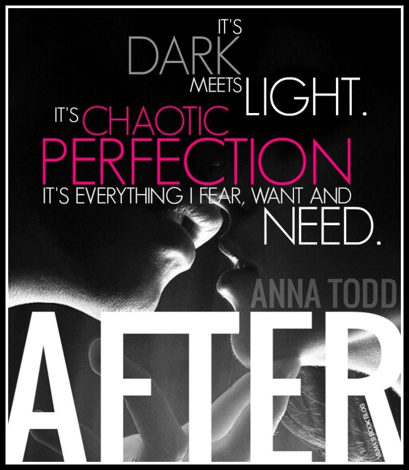 TODD Anna - AFTER - Saison 1 After10