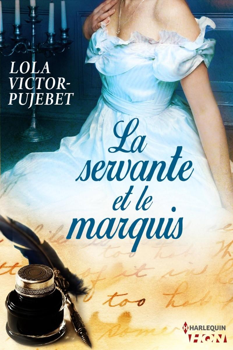 VICTOR-PUJEBET Lola - La servante et le marquis Couv_s10