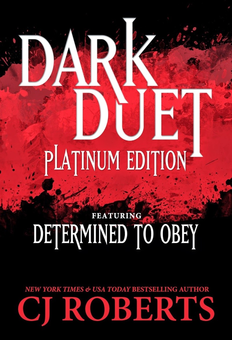 ROBERTS CJ - THE DARK DUET - Tome 1 : Captive in The Dark Ddboxs10