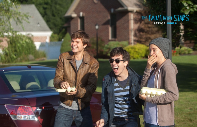Nos Etoiles Contraires : le film - The fault in our stars Photo_10