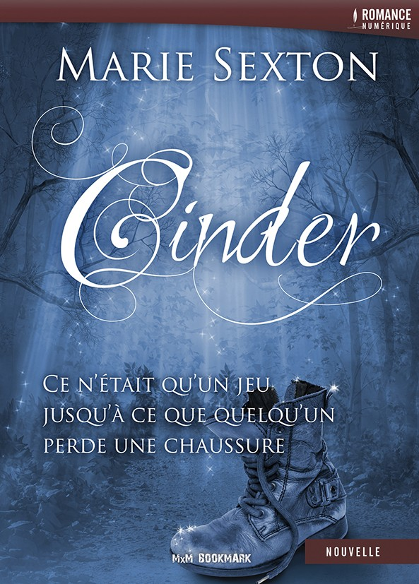 SEXTON Marie - Cinder R010-c10
