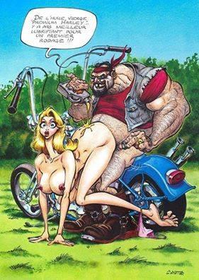 Humour en image du Forum Passion-Harley  ... - Page 3 10502210