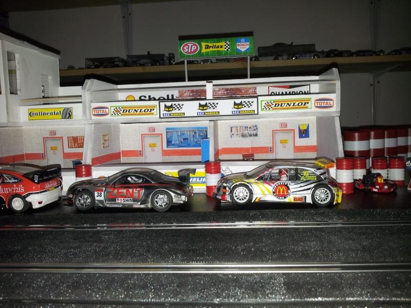 "Ma piste Ninco, la ""Sébastian Slot Raceway"" 20130310"