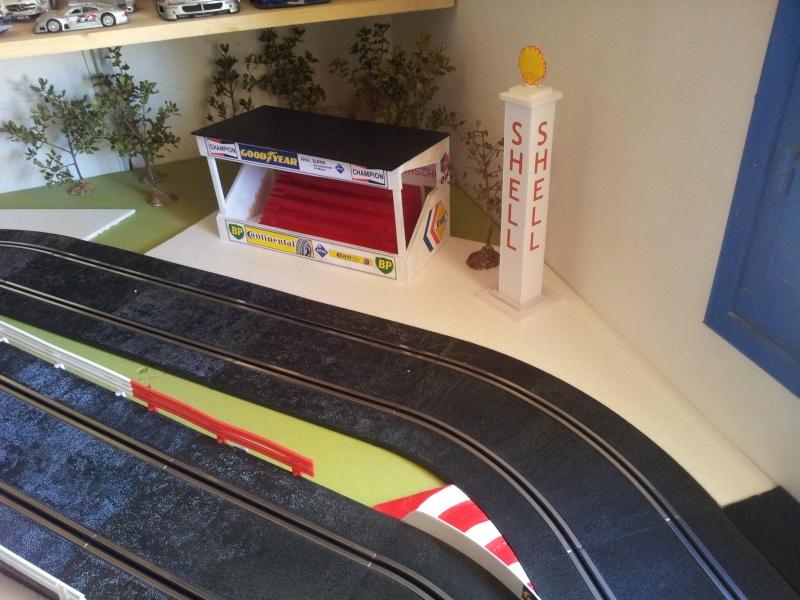 "Ma piste Ninco, la ""Sébastian Slot Raceway"" 20130411"