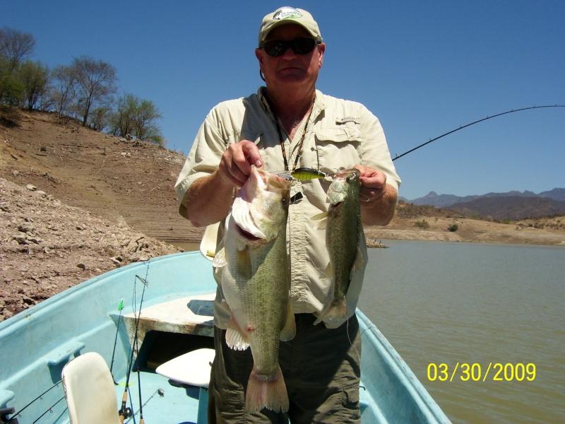 Aguamilpa fishing report - Dec 2014 09-03-10
