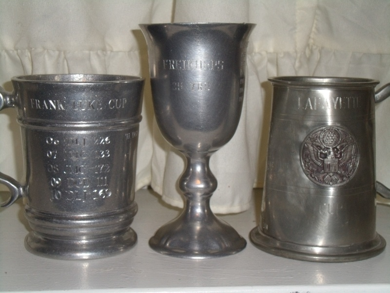 Clubs and awards Cups10