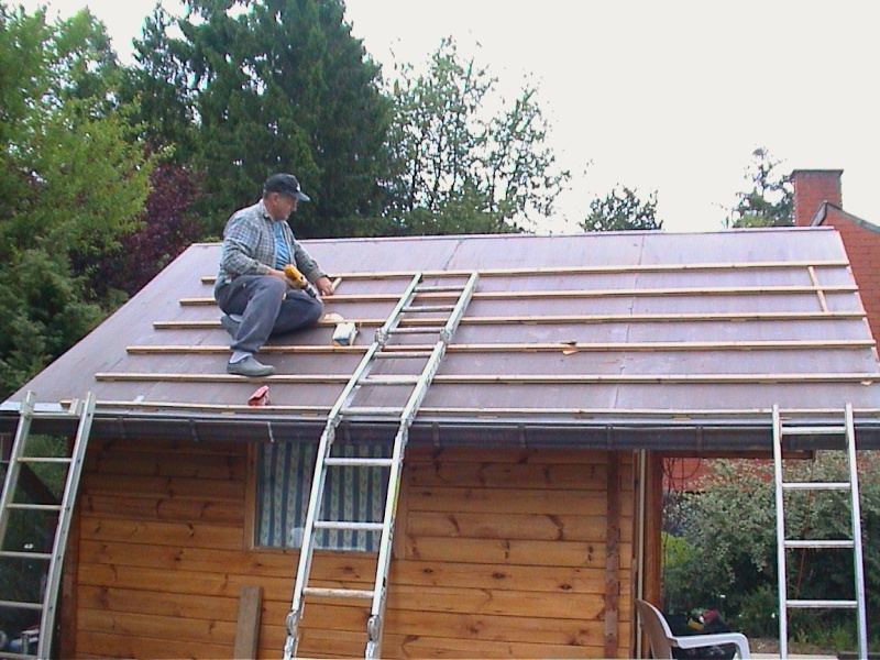 Construction de la maison de mon fils - Page 3 1231-p10