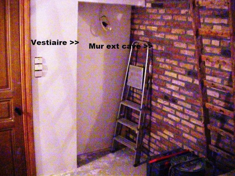 Rénovation d'une grange chez mon meilleur amis Armoir11
