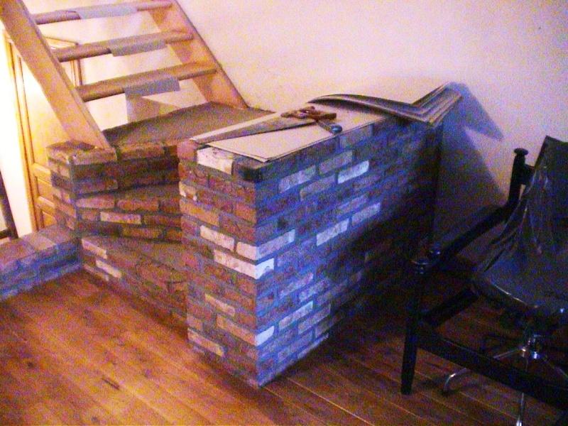 Rénovation d'une grange chez mon meilleur amis Escali15