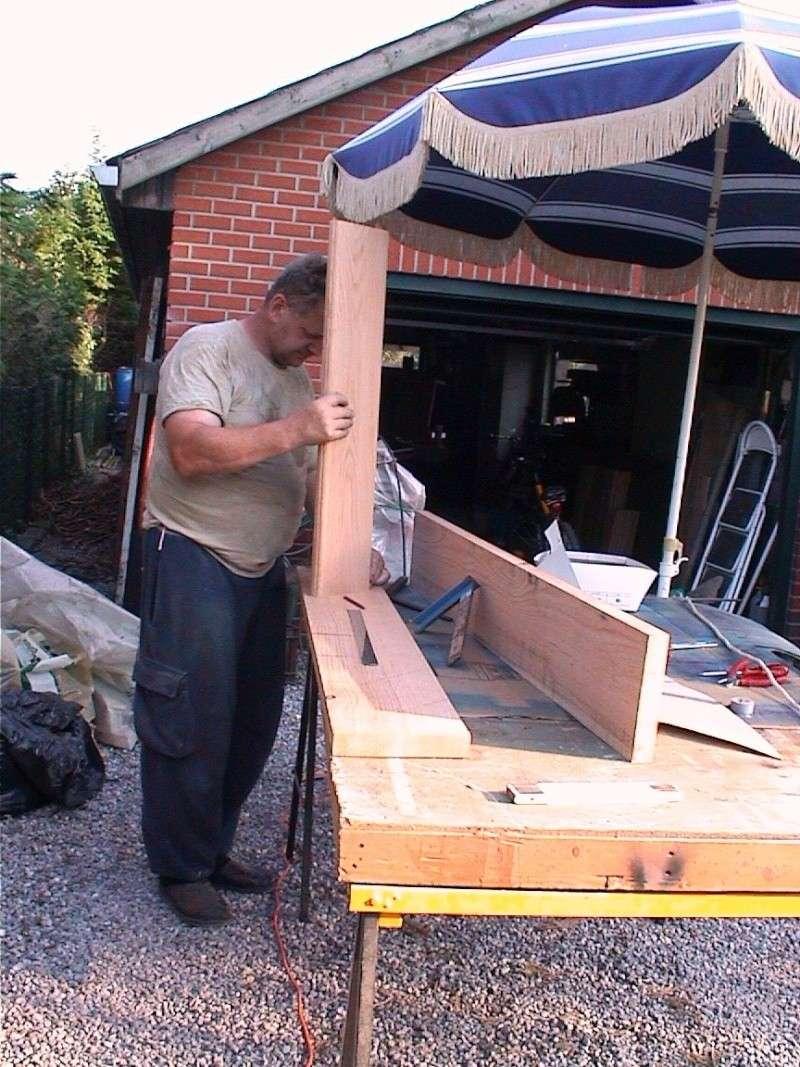 Rénovation d'une grange chez mon meilleur amis Mortai10