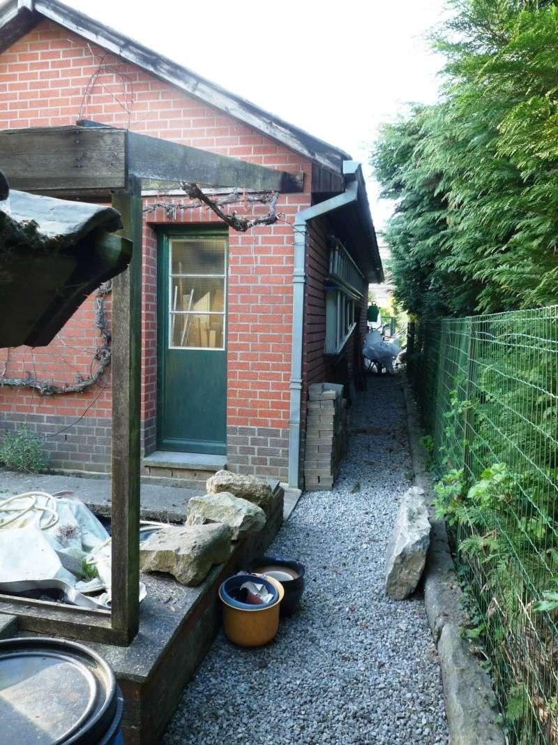 Abri de jardin/Annexe atelier P1010411