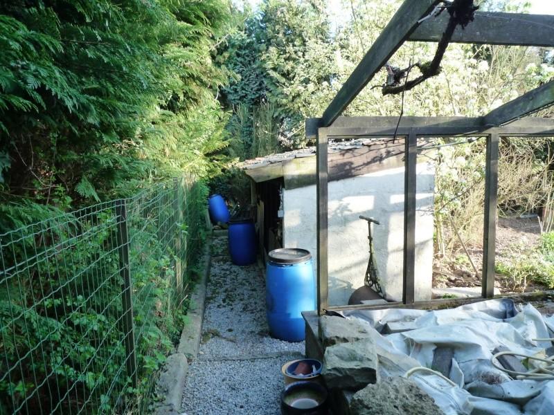 Abri de jardin/Annexe atelier P1010412