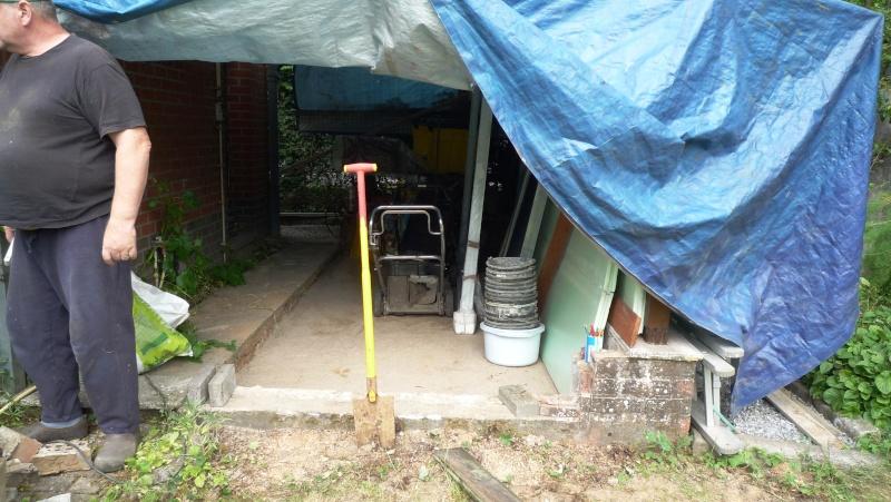 Abri de jardin/Annexe atelier P1010910