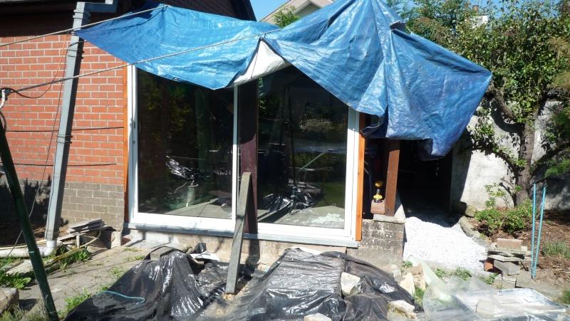Abri de jardin/Annexe atelier P1020021