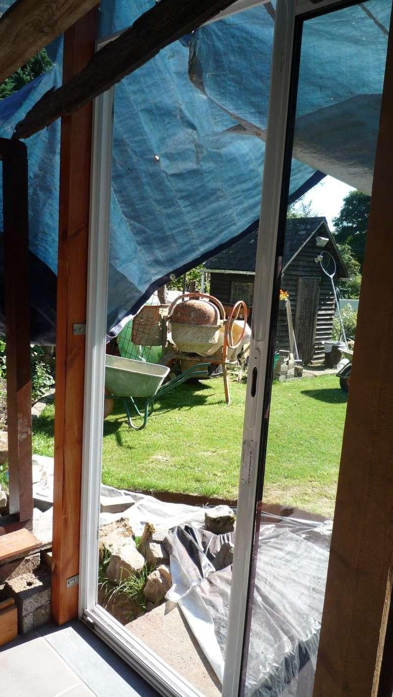 Abri de jardin/Annexe atelier P1020022